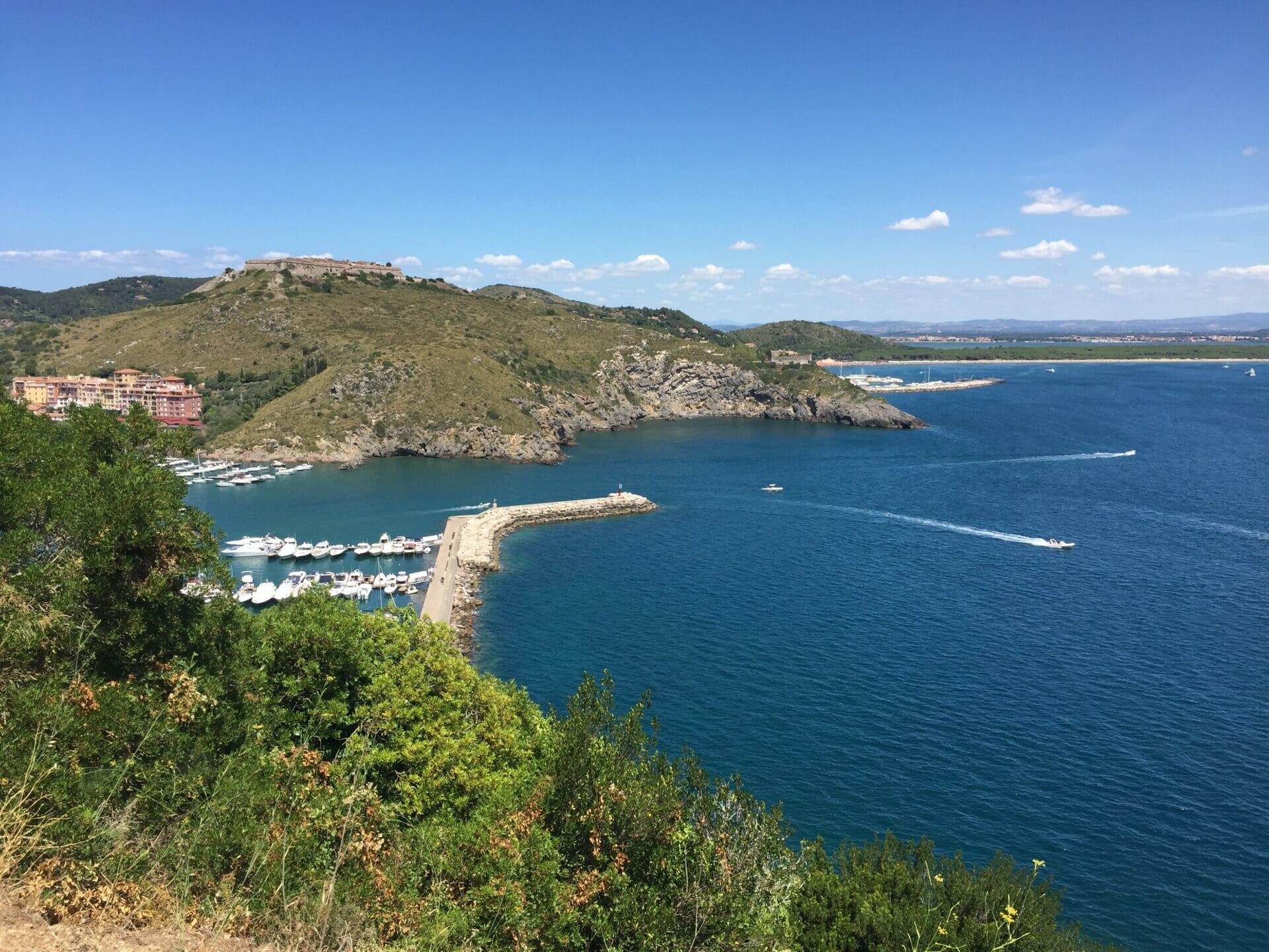 Feniglia e Porto Ercole