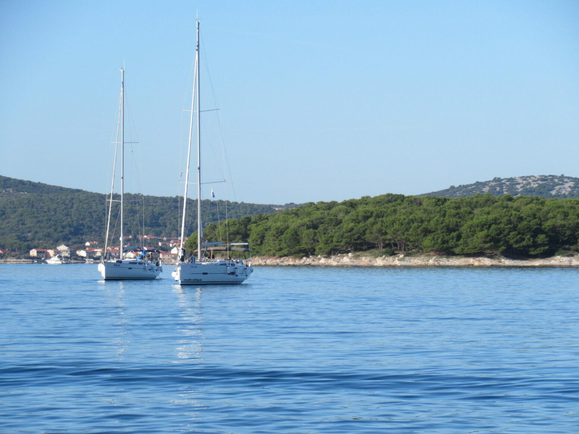 Biograd - sailing yachts