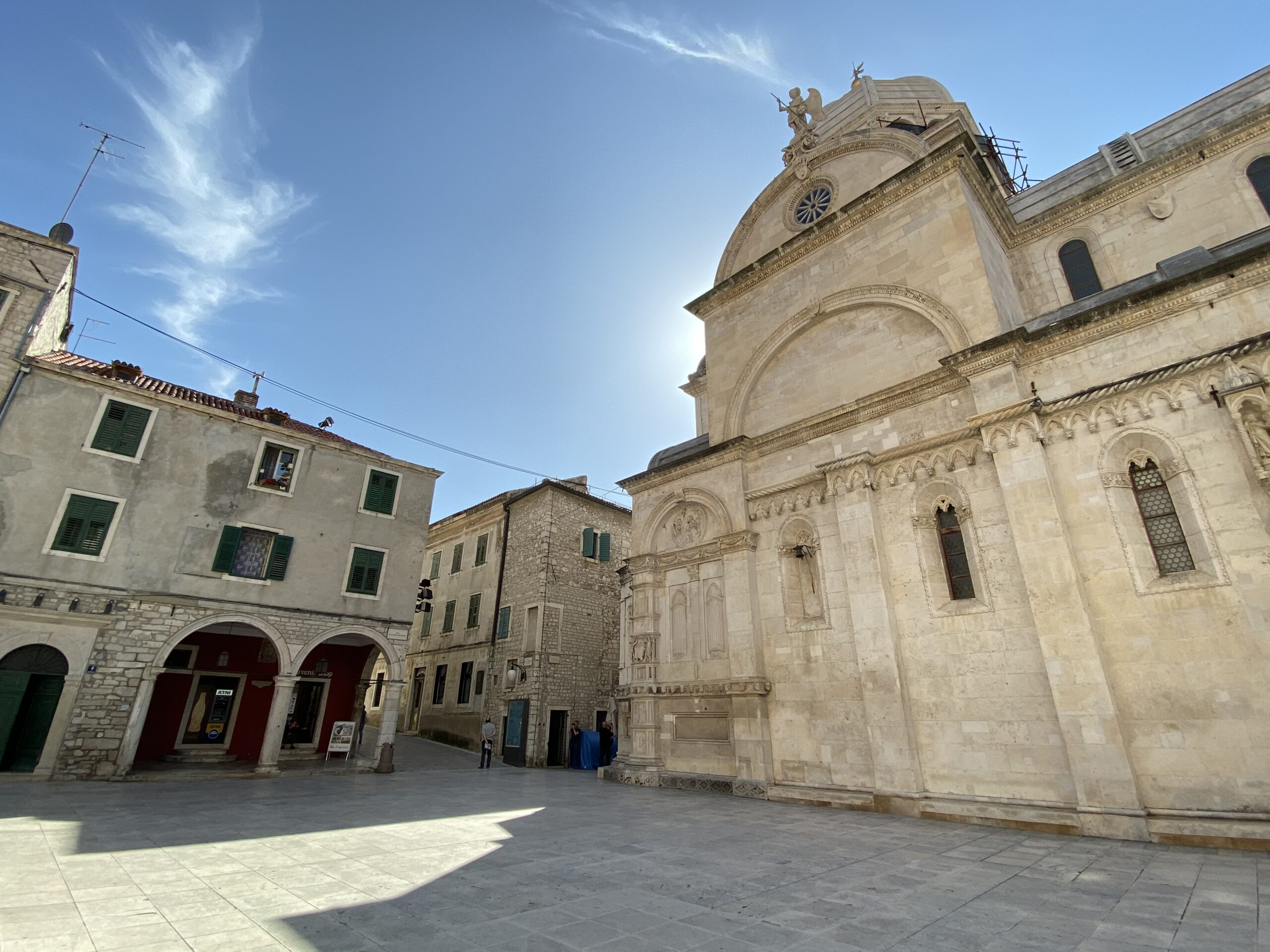 Sibenik - UNESCO site