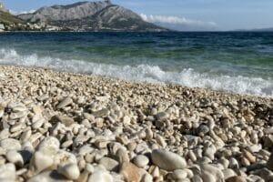 Beach near Split