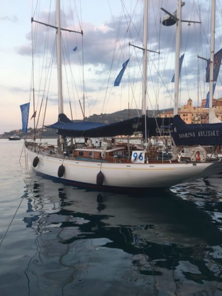 Classic sailing week in Porto Santo Stefano