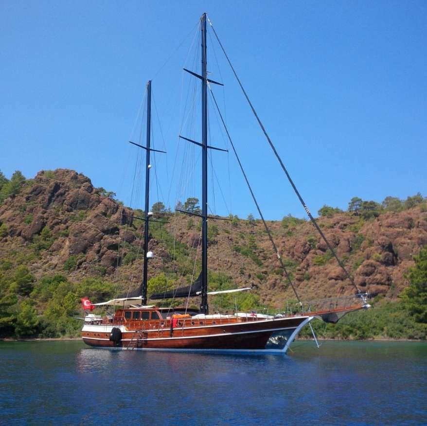 MS Kaya Güneri Plus 35 m