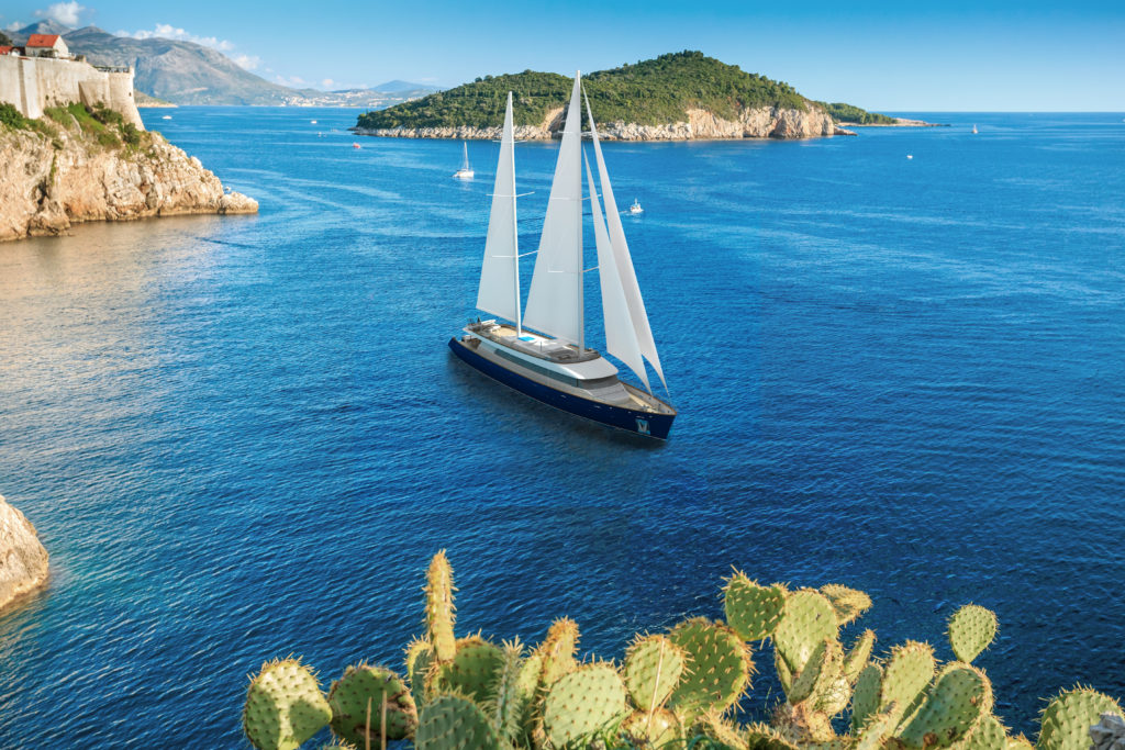 MS Dalmatino 43 m