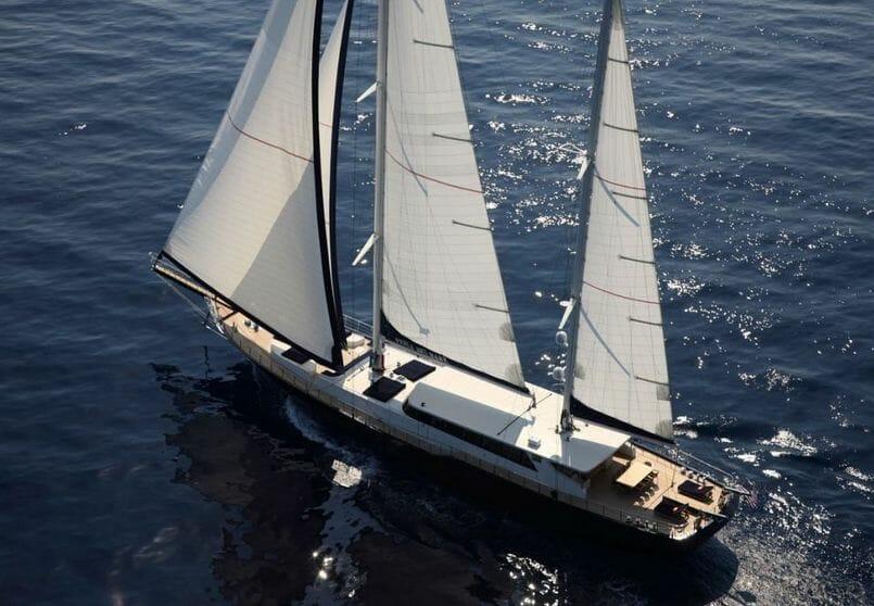 MS Perla del Mare 42 m