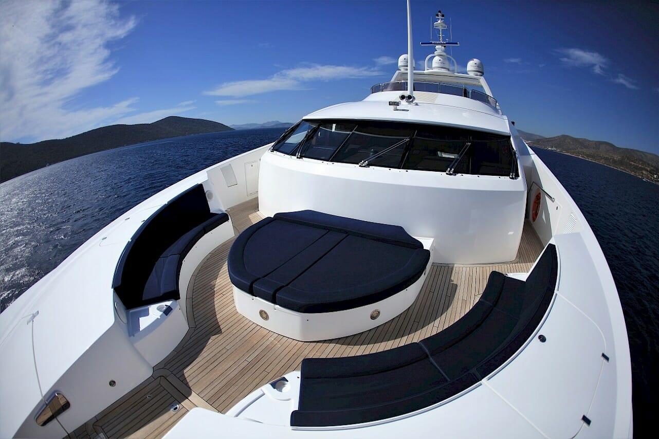 Barracuda Red Sea - Sun Deck
