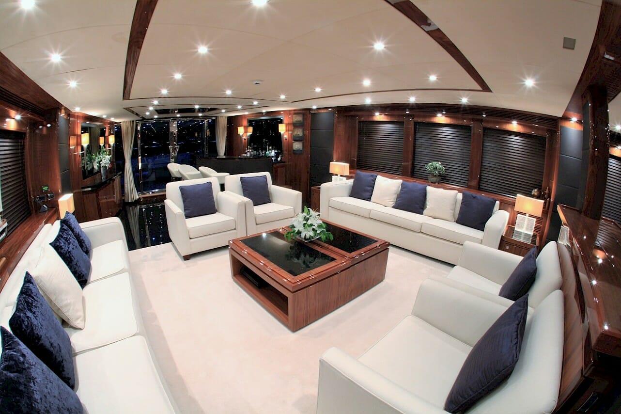 Barracuda Red Sea - Living room