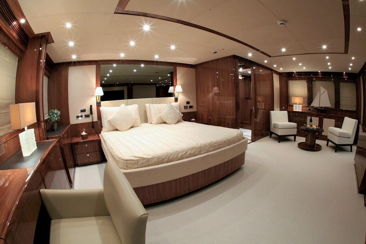 Barracuda Red Sea - Master cabin