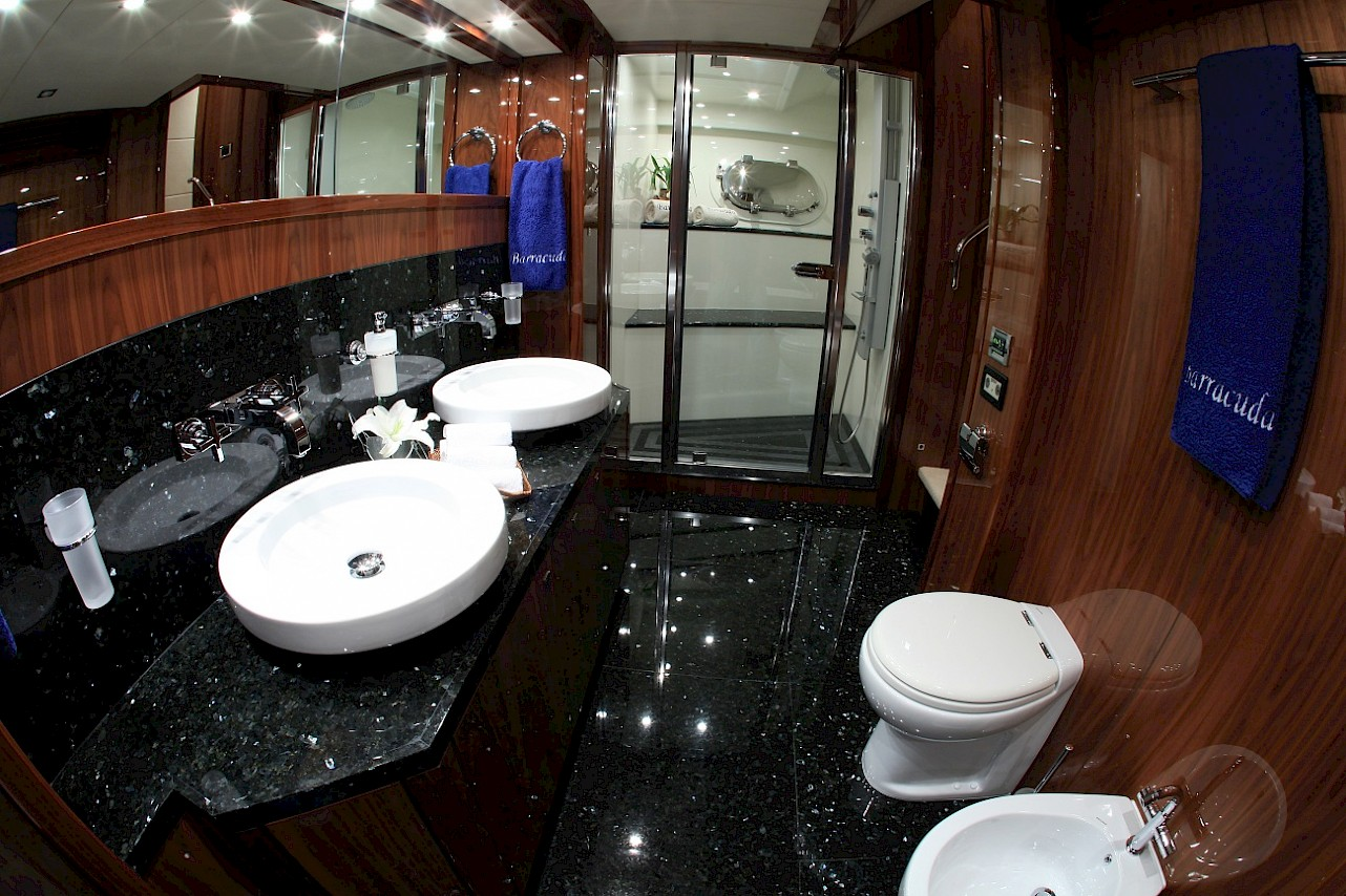 Barracuda Red Sea - Bathroom