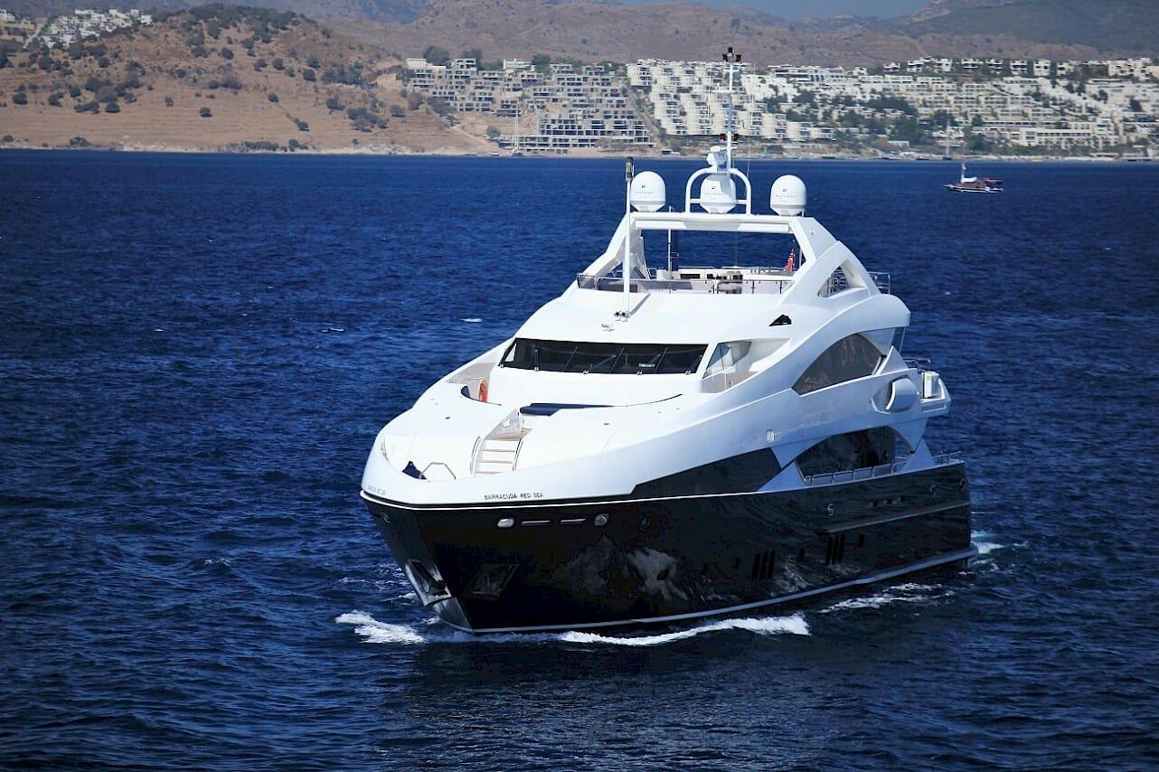 Barracuda Red Sea - External