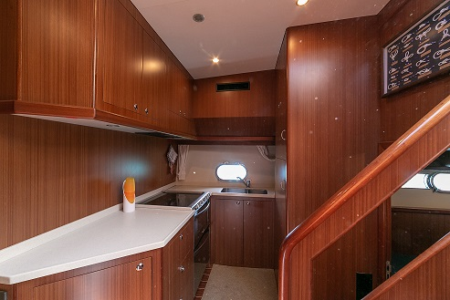 Apreamare 48 - galley