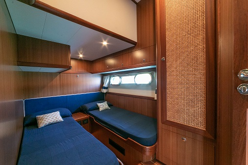 Apreamare 48 - twin cabin