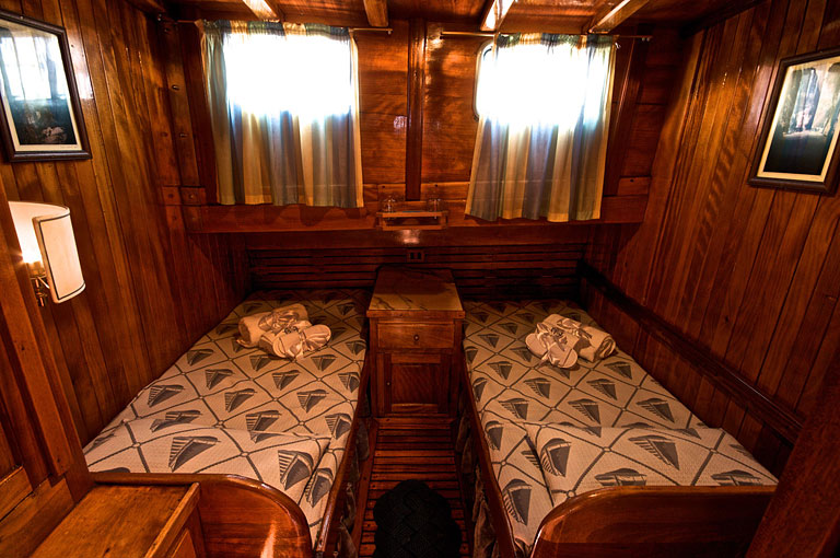 Maria Giovanna - twin cabin