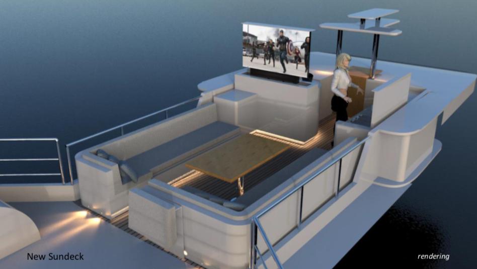 Alaya - Sundeck lounge (rendering)
