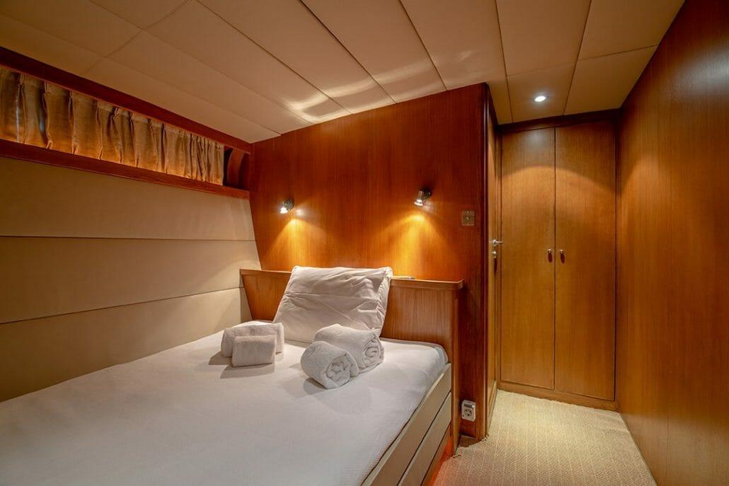 Alaya - double cabin