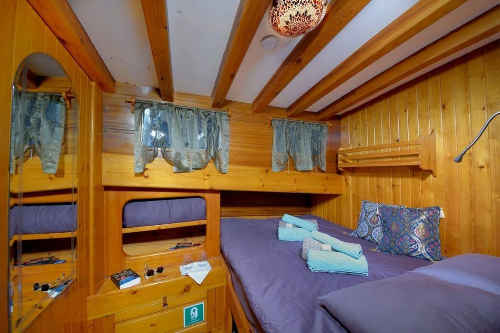 Gulet La Reine - double cabin
