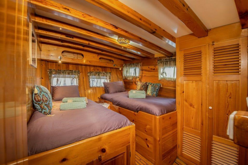 Gulet La Reine - twin cabin