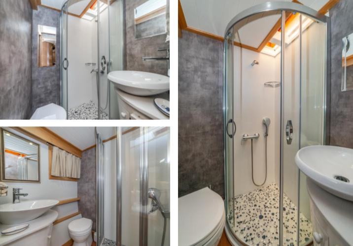Amazon Solo - bathroom