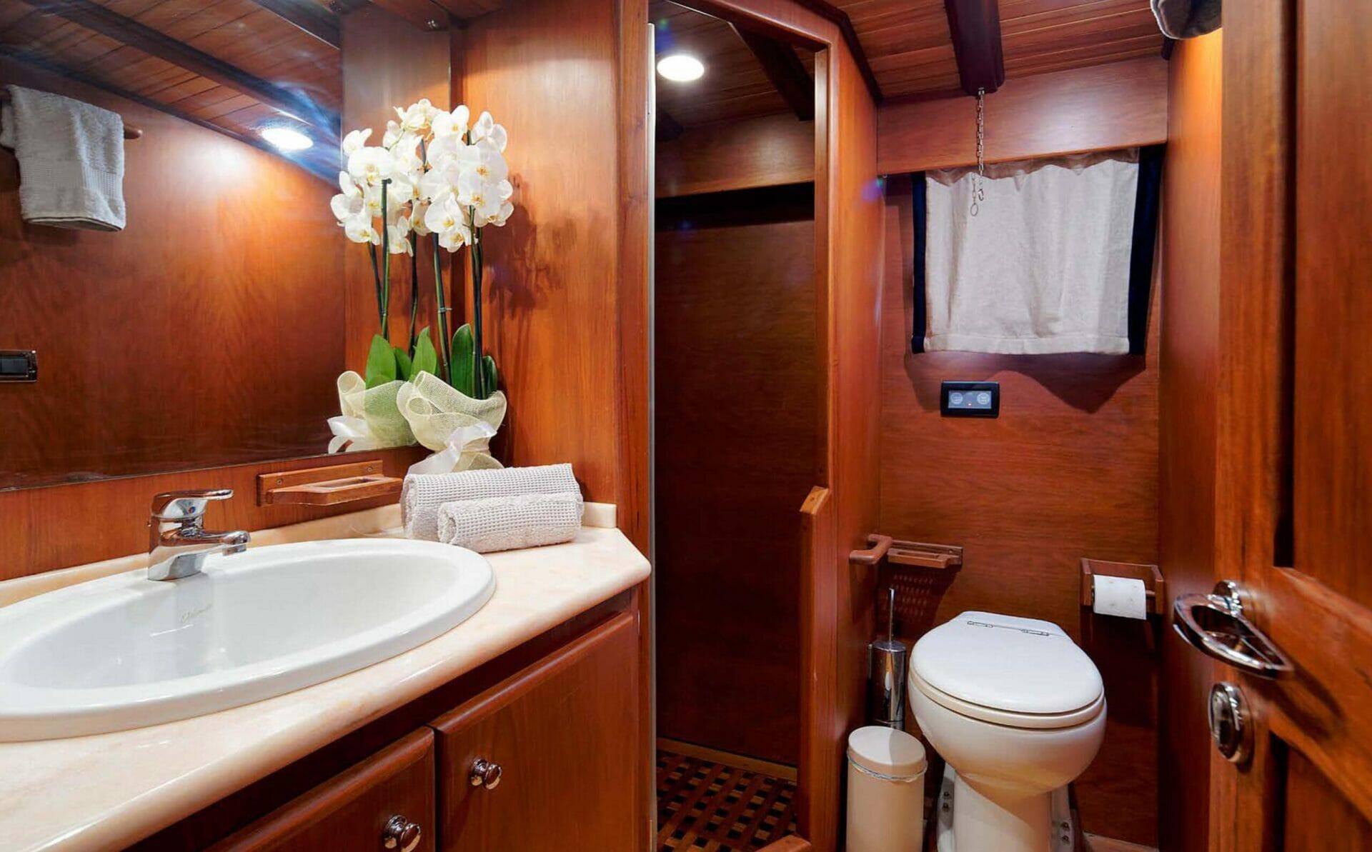 Lady Eugenia - bathroom