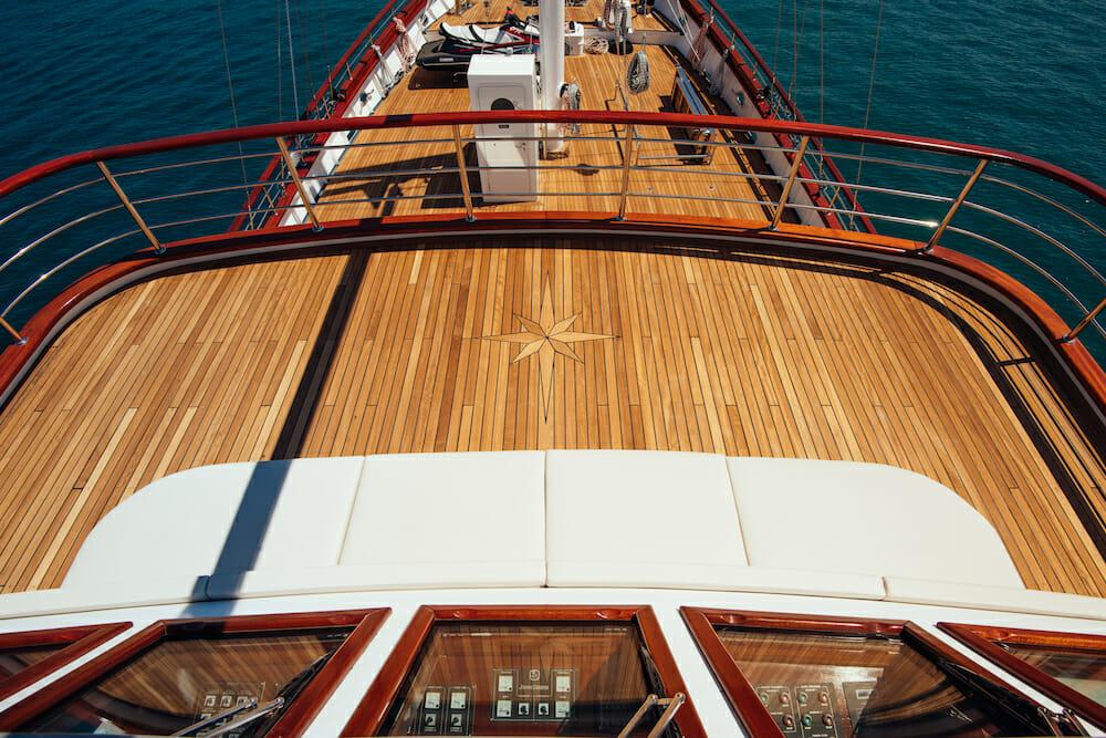 Corsario deck
