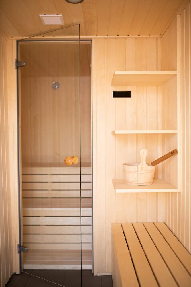 Corsario Sauna